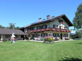 Gästehaus Scheil Apartments, Bad Reichenhall (Marzoll yakınında)