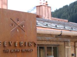 SEVERIN*S – The Alpine Retreat, Lech am Arlberg