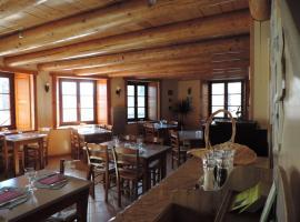 Auberge Du Brabant Chez Titof, Roche-en-Régnier (рядом с городом Sarlanges)
