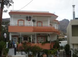 Xenos Apartments, Keratokampos (рядом с городом Mirtos)
