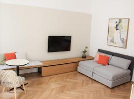 Vienna Center City-Apartment