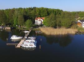 Gast-& Logierhaus Am Rheinsberger See, Rheinsberg