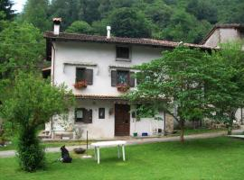 B&B IN FATTORIA, Frisanco (Vicino a Montereale Valcellina)