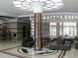 Hamkor hotel