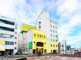 Hotel Select Inn Nishinasuno, Nasushiobara (Kami-ōnuki yakınında)