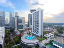 Most Booked Hotels Near Marina Bay Sands In The Past Month