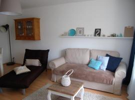 3-Zimmer-Apartment am Park