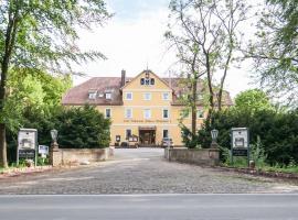 Schlosshotel Wilhelmsthal, Calden (Schäferberg yakınında)