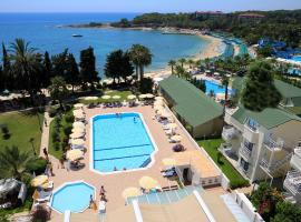 Incekum Su Hotel - All Inclusive, Avsallar