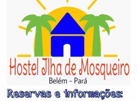 Hostel Ilha de Mosqueiro, Mosqueiro (Pôrto Salvo yakınında)