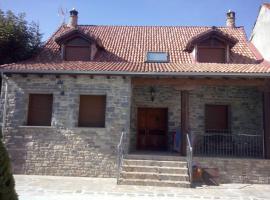 Casa Atanasio, Ларрес (рядом с городом Isín)