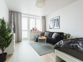 Daily Rooms Apartment at Airport Vnukovo