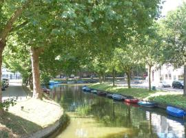 Bed & Breakfast -aan de Singel van Utrecht -