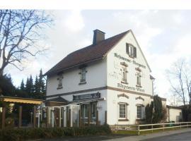 Hotel Zum Klosterfeld, Hamm (Welver yakınında)