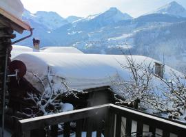 Ferienwohnung Graubünden/ Castiel