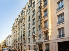 巴黎克萊貝爾維克多雨果酒店