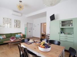 Appartamento Vela Verde, Sestri Levante (Santo Stefano del Ponte yakınında)
