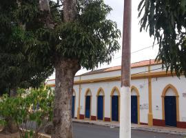 Flat Matriz, Viçosa do Ceará