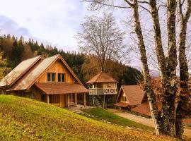 Dolomiti Village, Comeglians (рядом с городом Равасклетто)