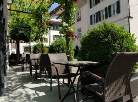 Hotel Krone, Wangen an der Aare (Wiedlisbach yakınında)