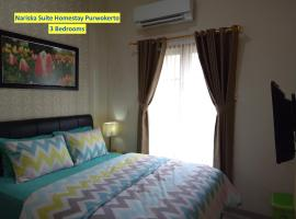 Nariska Suite Homestay Purwokerto, Purwokerto (рядом с городом Baturaden)