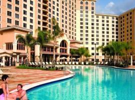 Top Resort Minutes From Disney