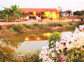 V Resorts Mahua Tola Tadoba, Shegaon Buzurg (рядом с городом Kora)