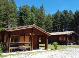 Cian del Mond Camping, Bagnasco (Viola yakınında)