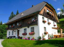Steinerhof, Sankt Georgen ob Murau (Kaindorf yakınında)