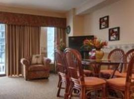 The Palace Resort by Myrtle Beach Rooms for Rent