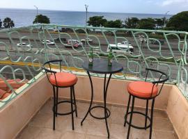 Spacious Oceanfront Condo, Santo Domingo (Ensanche Savica de Mendoza yakınında)