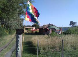 Alojamiento Ecológico Kurache, Tandil (Villa El Cacique yakınında)