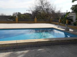 Villa Pepa Luisa, Томарес