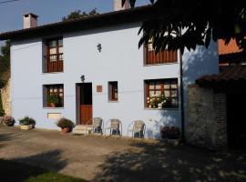 Casa Rural Casa Azul, Villahormes