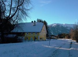 Alter Wirt, Mariapfarr (Unternberg yakınında)