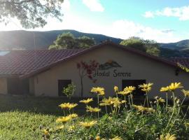 Hostel Serena, Samaipata (Tres Cruces yakınında)