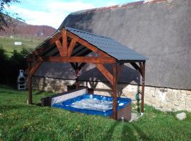 Bergerie de L'orchis - Spa, Sainte-Marie-de-Campan
