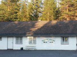 Telemark Motel and Apartment, Hauggrend