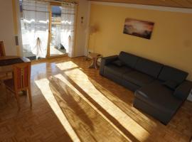 Apartment am Riegelberg