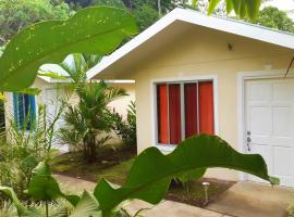 Tropical Paradise Bungalows, Pital