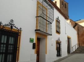 Casa Rural El Infante, Belmonte (рядом с городом Villar de la Encina)
