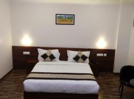 Hotel Castle View, Агра (рядом с городом Itimādpur)