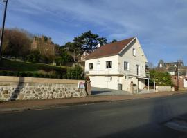 Le Clos des Camélias, Вёлет-сюр-Мер (рядом с городом Paluel)