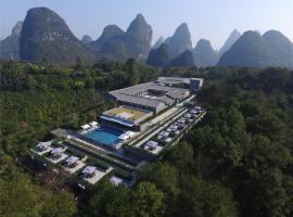 Yangshuo Mountain Top Retreat