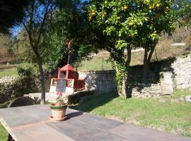 Casa Güelin Tresgrandas, Tresgrandas (Buelna yakınında)