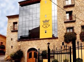 Hotel Restaurante Verdia, Sueras (рядом с городом Onda)
