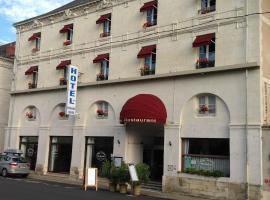 Hôtel L'Univers, Шательро (рядом с городом Cenon-sur-Vienne)