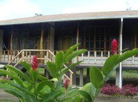 Shaman Lodge, Río Arajuno (Sunimón yakınında)