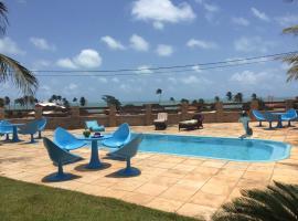 Casa de Praia Muriú, Ceará-Mirim (Maxaranguape yakınında)