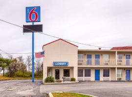 Motel 6 Mount Vernon 2 Star Hotel